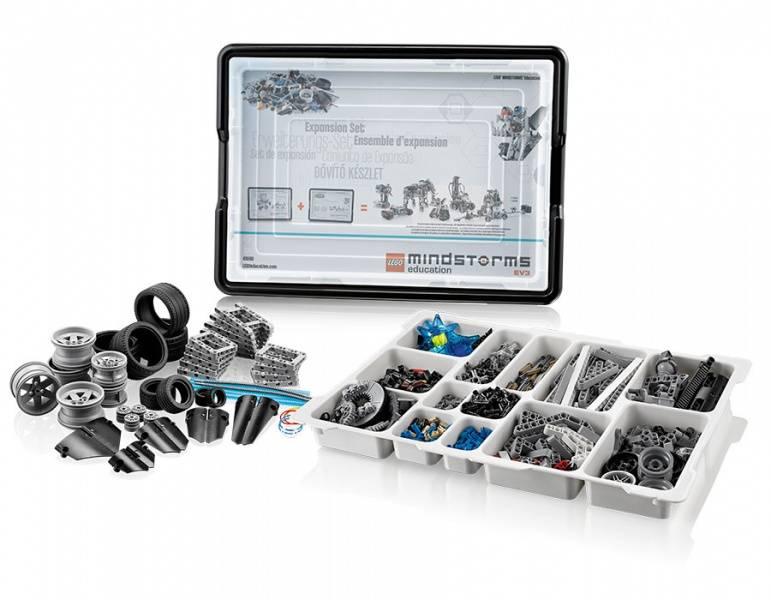 LEGO®MINDSTORMS®Education EV3 Utvidelsessett