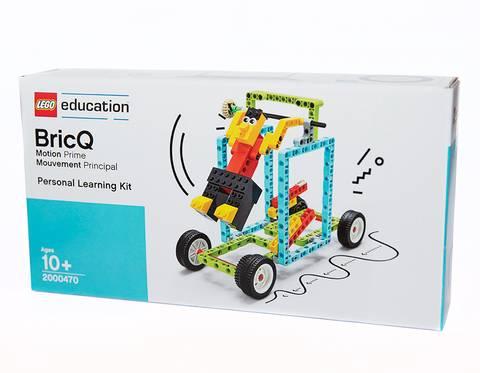 Bilde av LEGO® Education BricQ Motion Prime Individuelt opplæringssett